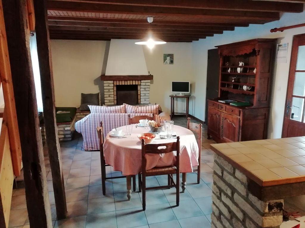 Ferienhaus Gemütliches Ferienhaus mit Pool in Quend-Plage-les-Pins (58658), Rue, Somme, Picardie, Frankreich, Bild 6
