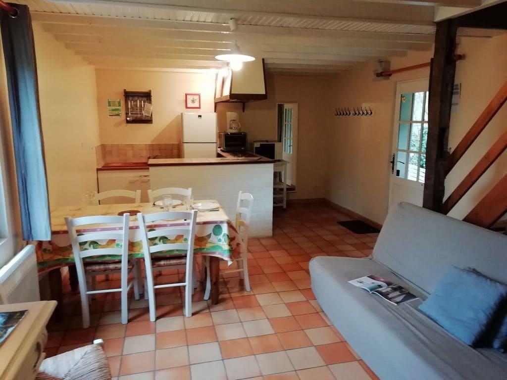 Ferienhaus Ruhiges Ferienhaus mit Pool bei Quend (58659), Rue, Somme, Picardie, Frankreich, Bild 6