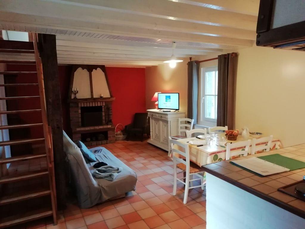 Ferienhaus Ruhiges Ferienhaus mit Pool bei Quend (58659), Rue, Somme, Picardie, Frankreich, Bild 5