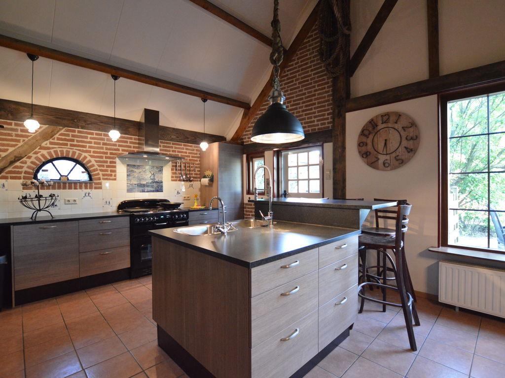 Ferienhaus Luxuriöser Bauernhof in Nord-Brabant am See (59166), Tuinwijk, , Nordbrabant, Niederlande, Bild 13