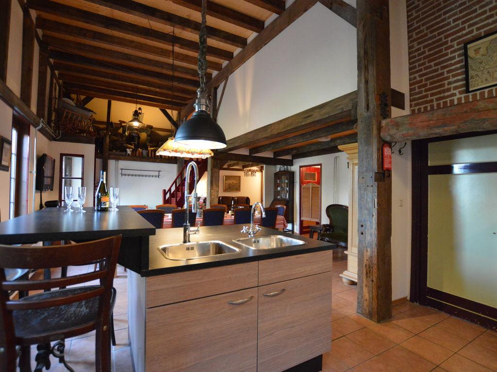 Ferienhaus Luxuriöser Bauernhof in Nord-Brabant am See (59166), Tuinwijk, , Nordbrabant, Niederlande, Bild 14