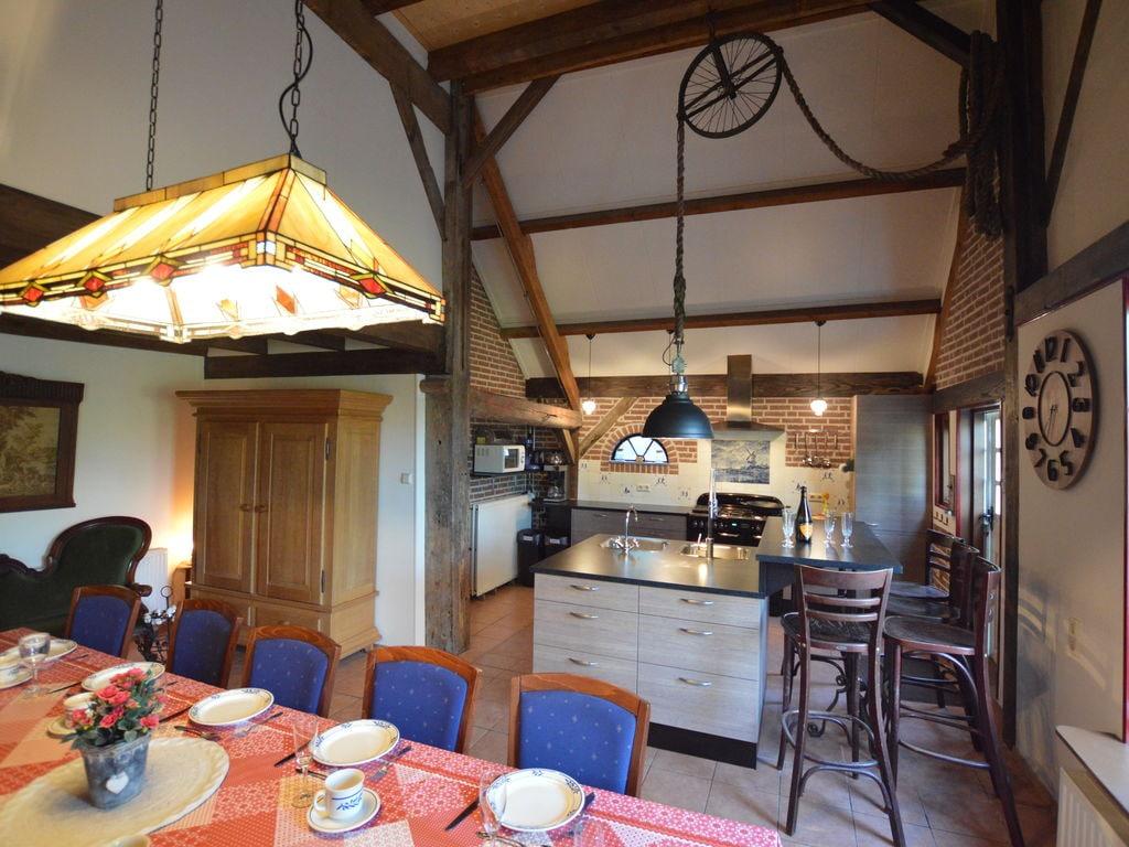 Ferienhaus Luxuriöser Bauernhof in Nord-Brabant am See (59166), Tuinwijk, , Nordbrabant, Niederlande, Bild 10