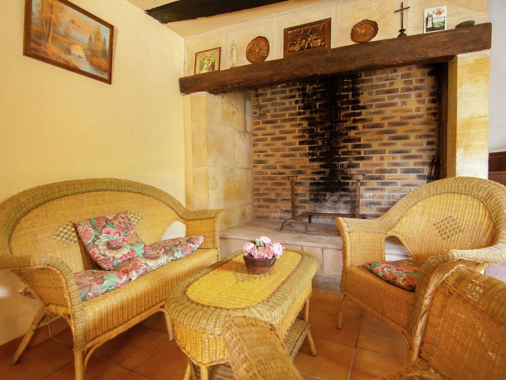 Ferienhaus Idyllisches Cottage mit Terrasse in Roziers (61300), Saint Pantaléon de Larche, Corrèze, Limousin, Frankreich, Bild 35