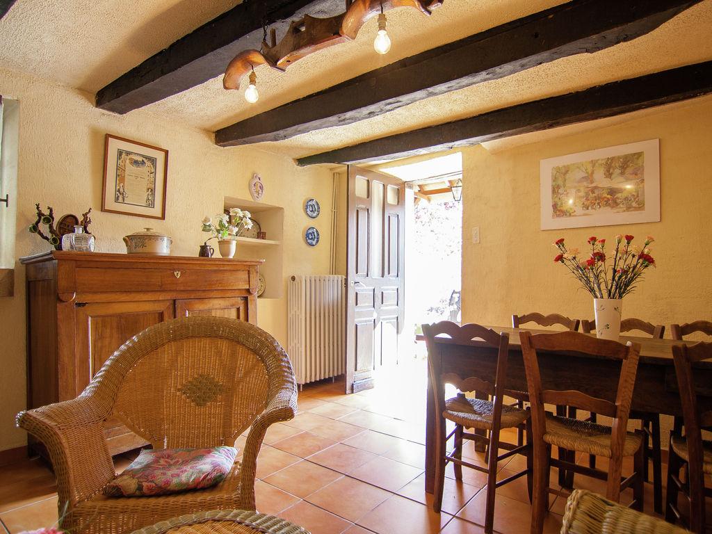 Ferienhaus Idyllisches Cottage mit Terrasse in Roziers (61300), Saint Pantaléon de Larche, Corrèze, Limousin, Frankreich, Bild 13