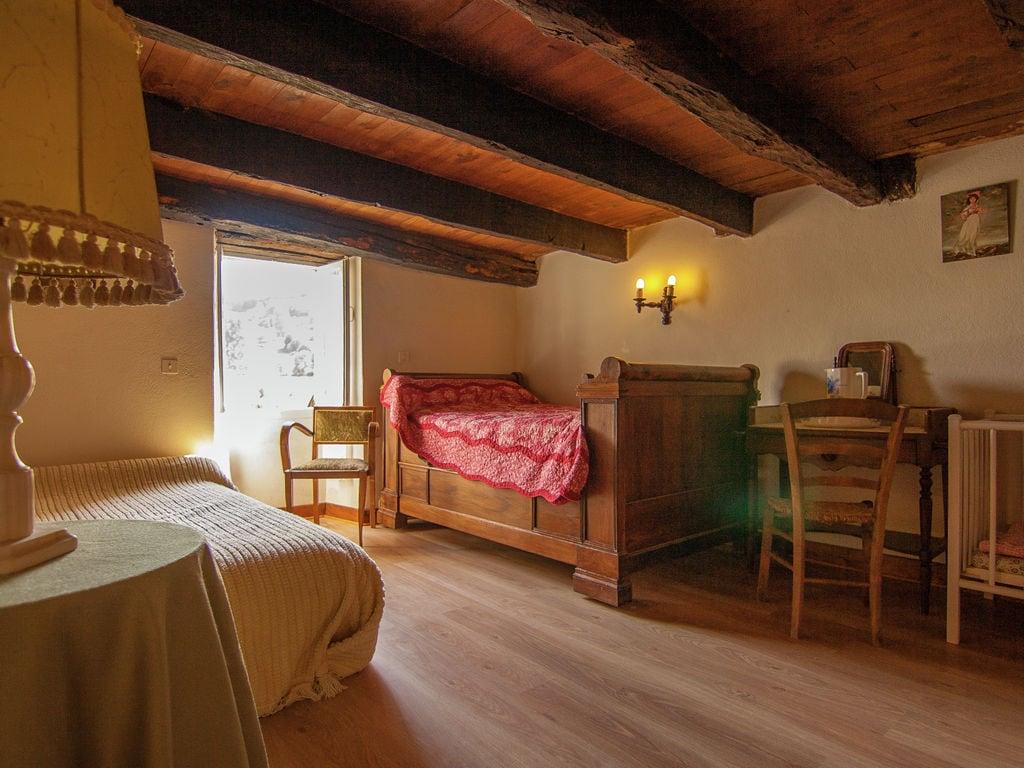 Ferienhaus Idyllisches Cottage mit Terrasse in Roziers (61300), Saint Pantaléon de Larche, Corrèze, Limousin, Frankreich, Bild 16