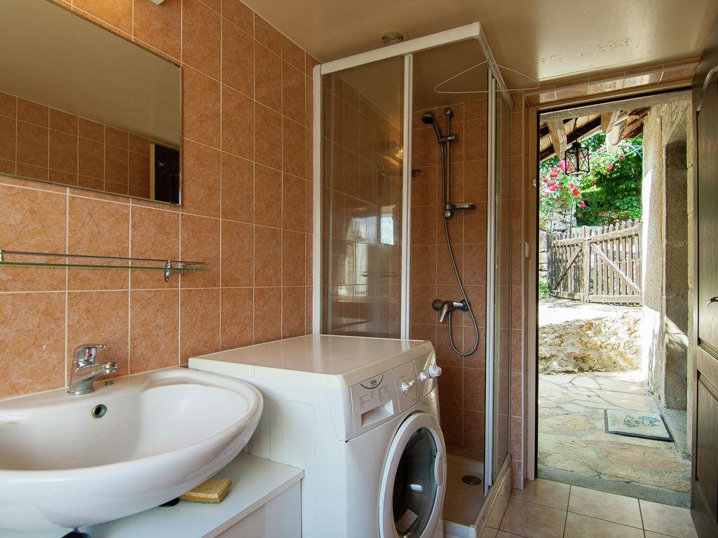 Ferienhaus Idyllisches Cottage mit Terrasse in Roziers (61300), Saint Pantaléon de Larche, Corrèze, Limousin, Frankreich, Bild 19