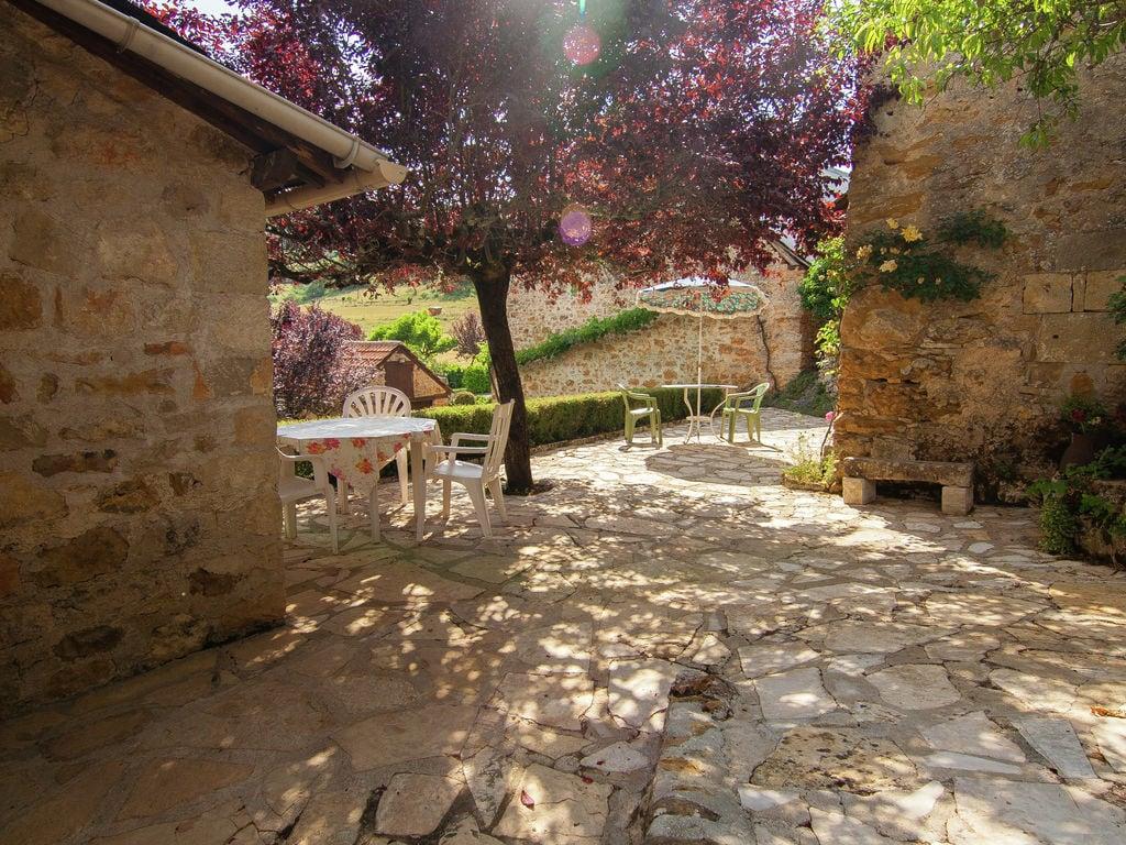 Ferienhaus Idyllisches Cottage mit Terrasse in Roziers (61300), Saint Pantaléon de Larche, Corrèze, Limousin, Frankreich, Bild 21