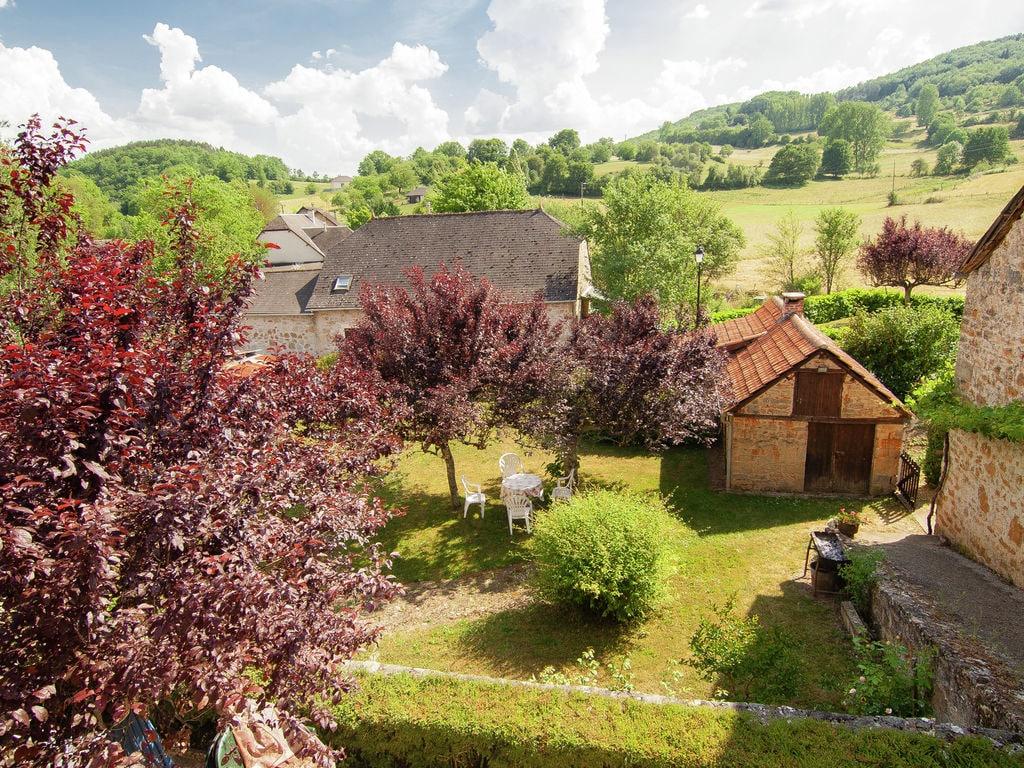 Ferienhaus Idyllisches Cottage mit Terrasse in Roziers (61300), Saint Pantaléon de Larche, Corrèze, Limousin, Frankreich, Bild 10