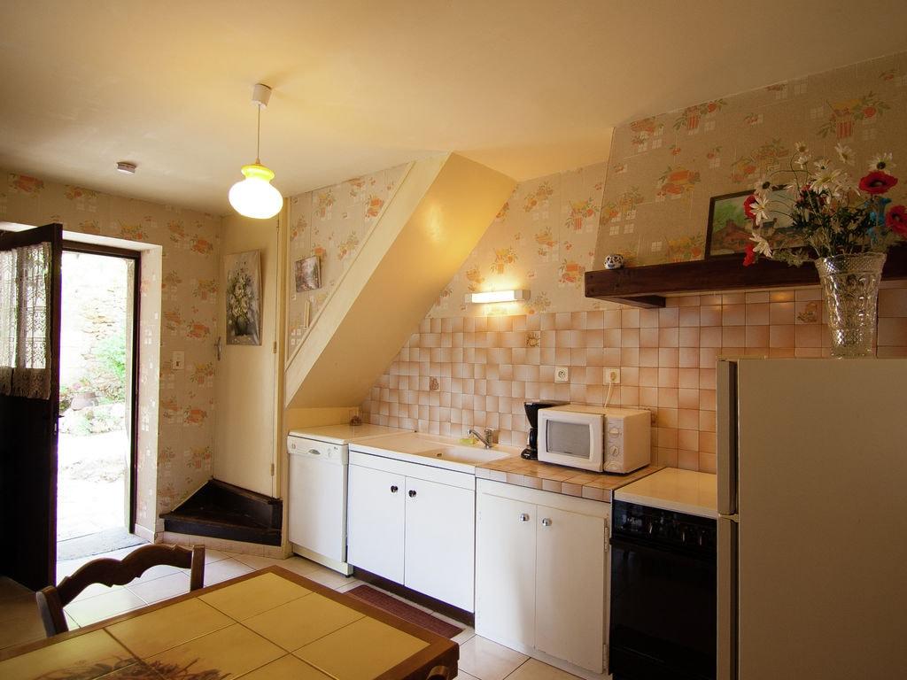 Ferienhaus Idyllisches Cottage mit Terrasse in Roziers (61300), Saint Pantaléon de Larche, Corrèze, Limousin, Frankreich, Bild 2