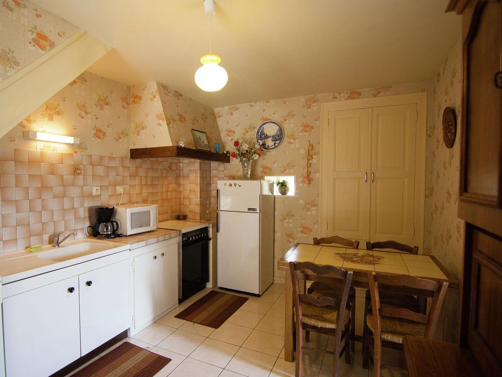 Ferienhaus Idyllisches Cottage mit Terrasse in Roziers (61300), Saint Pantaléon de Larche, Corrèze, Limousin, Frankreich, Bild 14