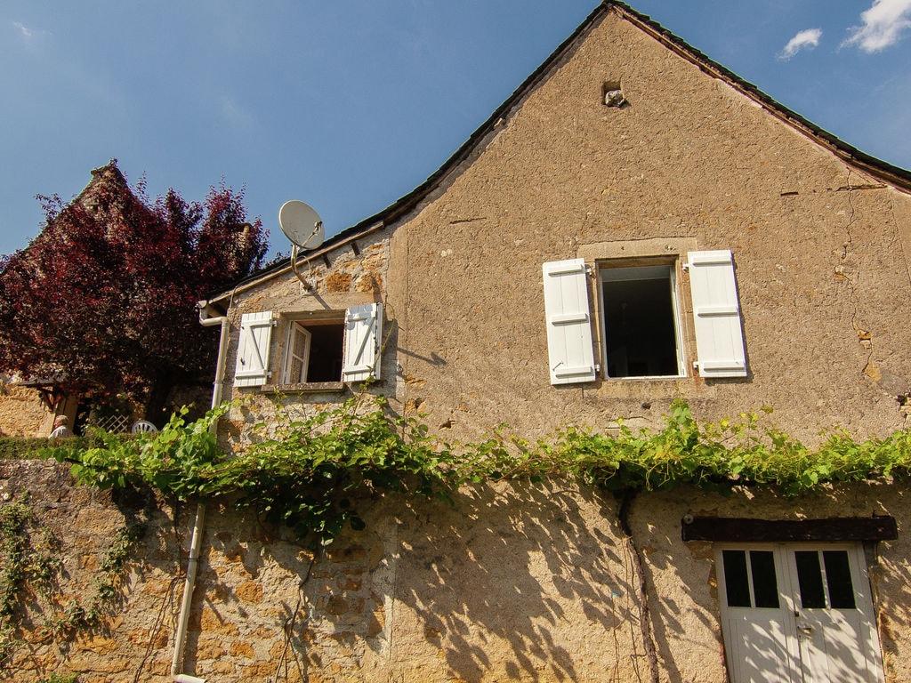 Ferienhaus Idyllisches Cottage mit Terrasse in Roziers (61300), Saint Pantaléon de Larche, Corrèze, Limousin, Frankreich, Bild 9