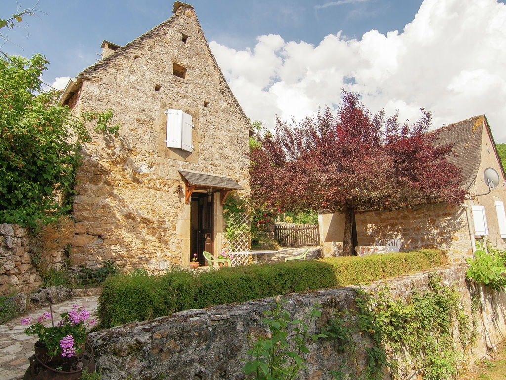 Ferienhaus Idyllisches Cottage mit Terrasse in Roziers (61300), Saint Pantaléon de Larche, Corrèze, Limousin, Frankreich, Bild 7