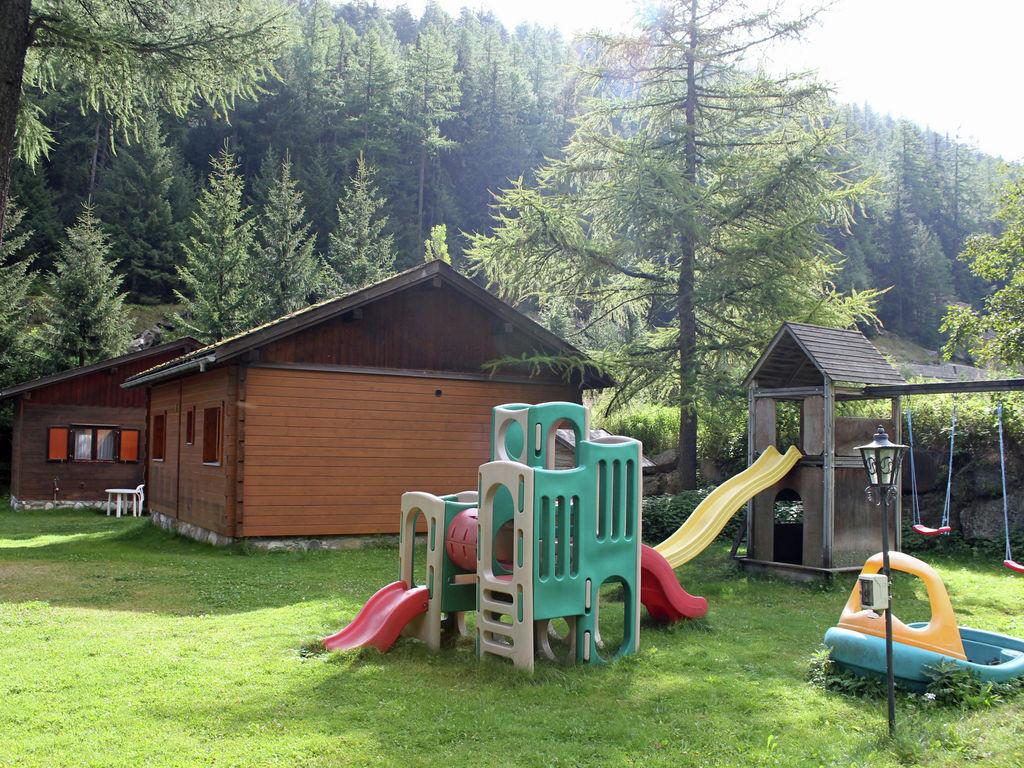 Holiday house Gemütliches Chalet in Meiggerli mit Garten (254609), Saas Balen, Saas Valley, Valais, Switzerland, picture 13