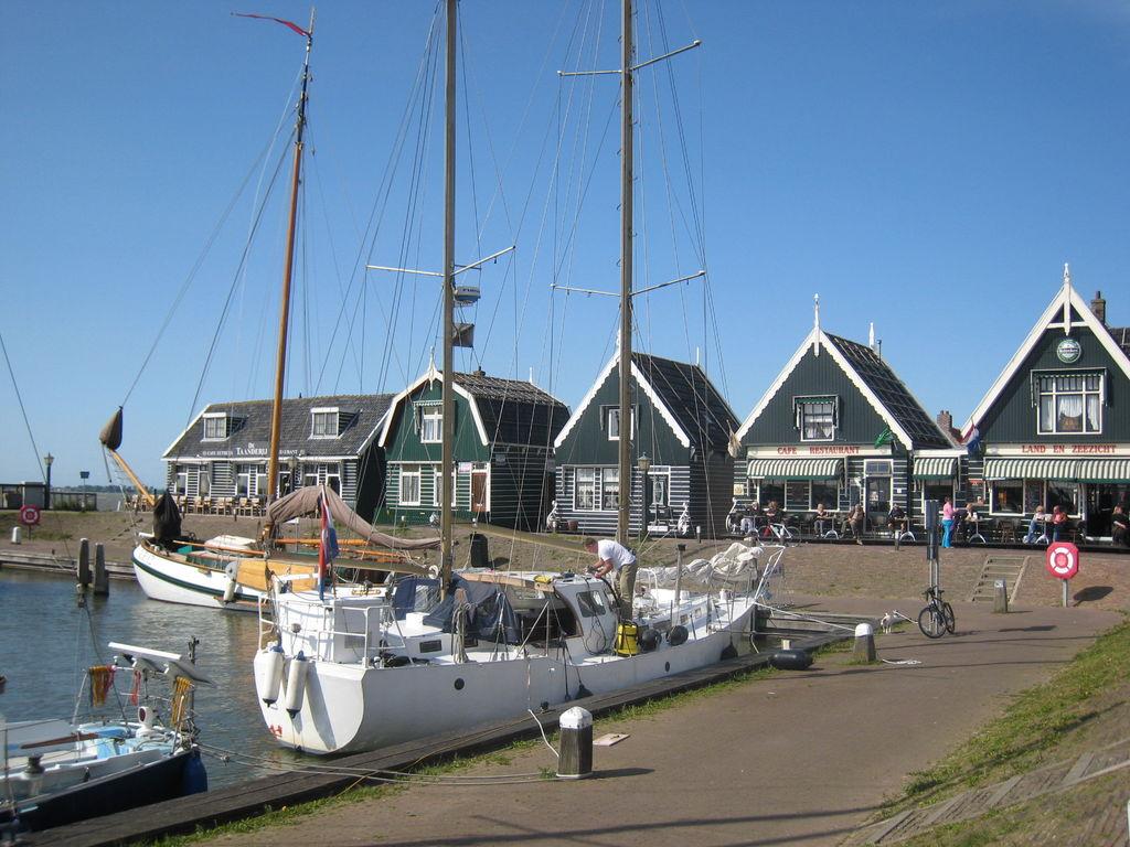 Ferienwohnung Het Postkantoor (58806), Marken, Waterland und Zaanregion, Noord Holland, Niederlande, Bild 22