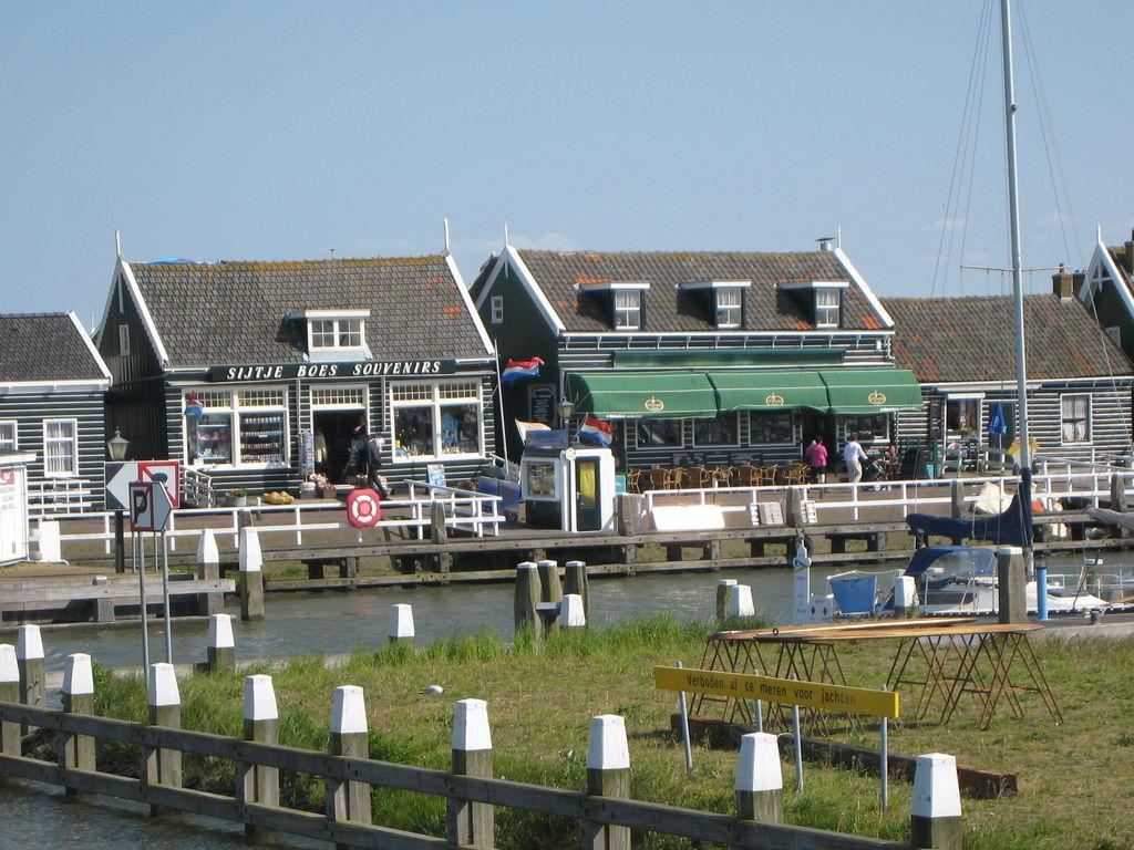 Ferienwohnung Het Postkantoor (58806), Marken, Waterland und Zaanregion, Noord Holland, Niederlande, Bild 20