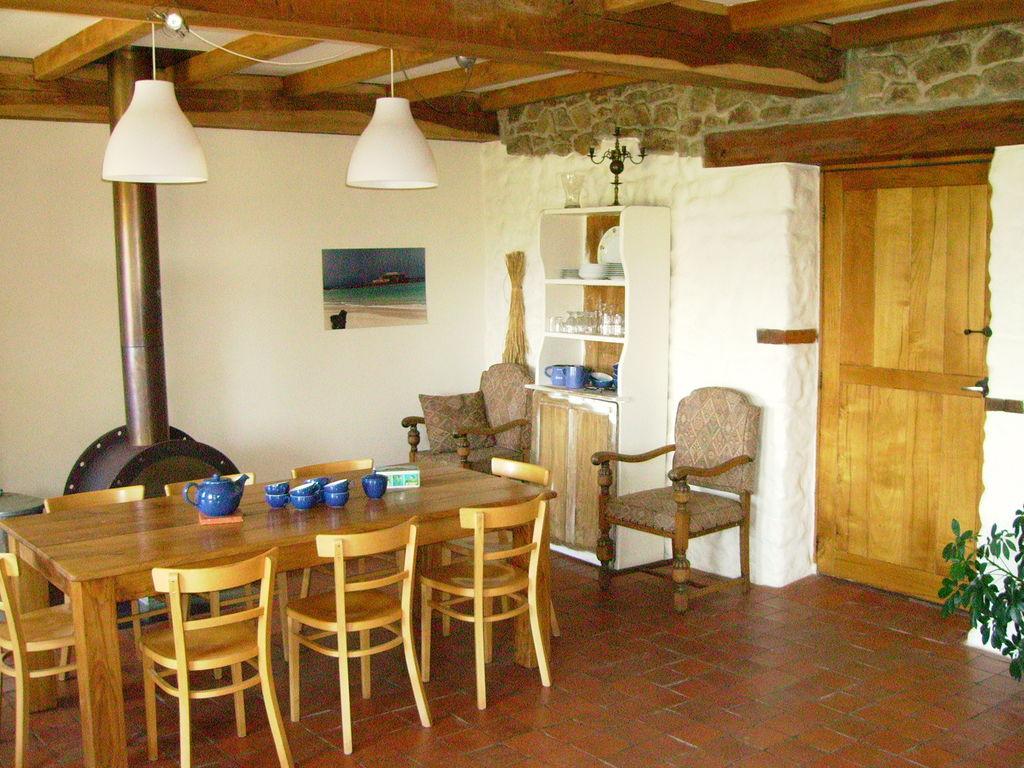 Ferienhaus Schönes Anwesen, Nähe Bretagne, eingezäunter Garten (256013), Dol de Bretagne, Ille-et-Vilaine, Bretagne, Frankreich, Bild 11