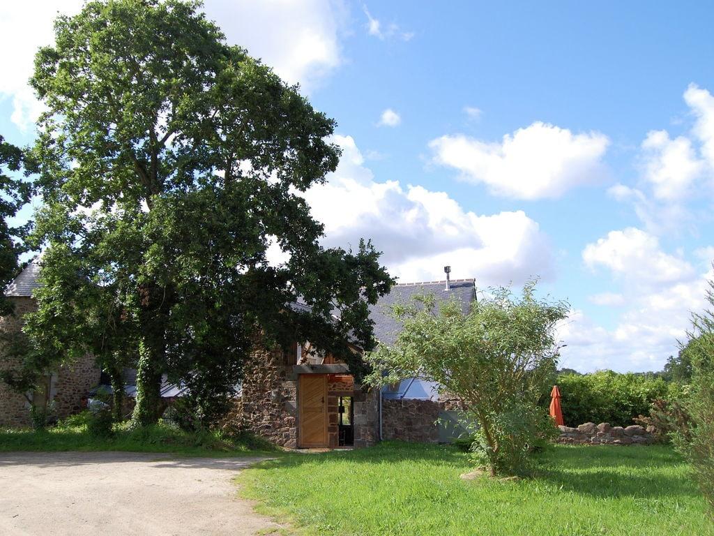 Ferienhaus Schönes Anwesen, Nähe Bretagne, eingezäunter Garten (256013), Dol de Bretagne, Ille-et-Vilaine, Bretagne, Frankreich, Bild 4