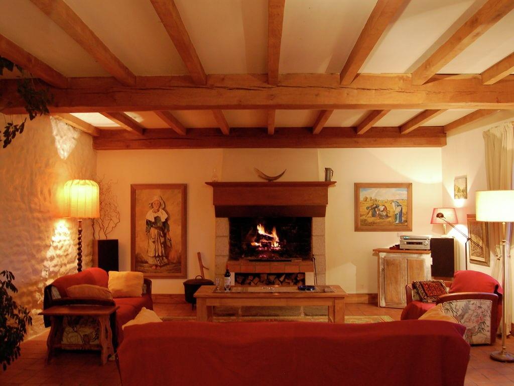 Ferienhaus Schönes Anwesen, Nähe Bretagne, eingezäunter Garten (256013), Dol de Bretagne, Ille-et-Vilaine, Bretagne, Frankreich, Bild 10