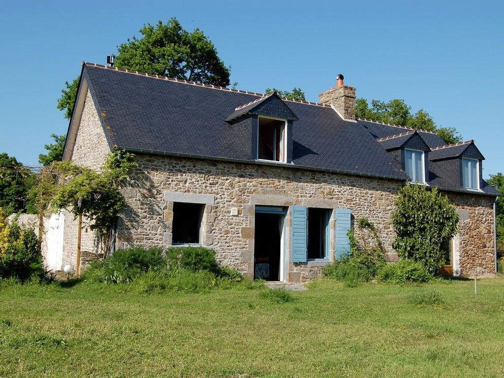 Ferienhaus Schönes Anwesen, Nähe Bretagne, eingezäunter Garten (256013), Dol de Bretagne, Ille-et-Vilaine, Bretagne, Frankreich, Bild 1