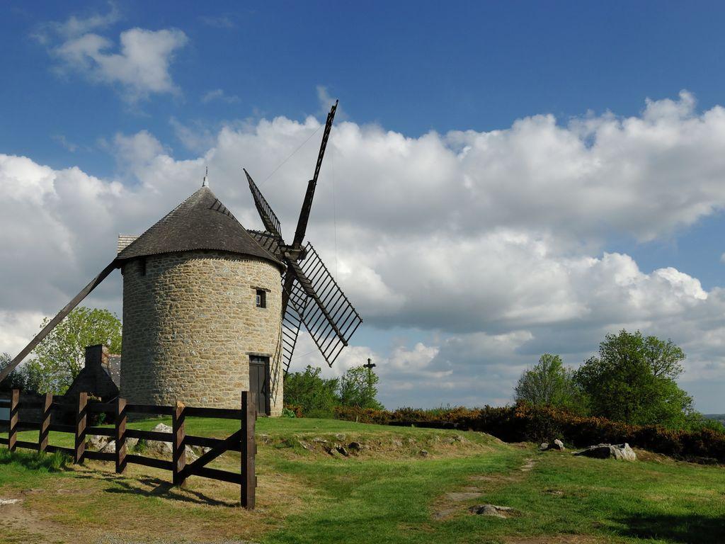 Ferienhaus Schönes Anwesen, Nähe Bretagne, eingezäunter Garten (256013), Dol de Bretagne, Ille-et-Vilaine, Bretagne, Frankreich, Bild 33