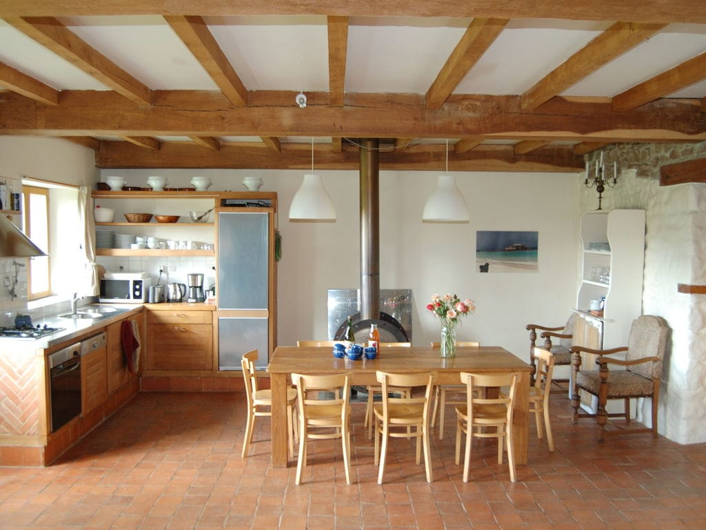 Ferienhaus Schönes Anwesen, Nähe Bretagne, eingezäunter Garten (256013), Dol de Bretagne, Ille-et-Vilaine, Bretagne, Frankreich, Bild 12