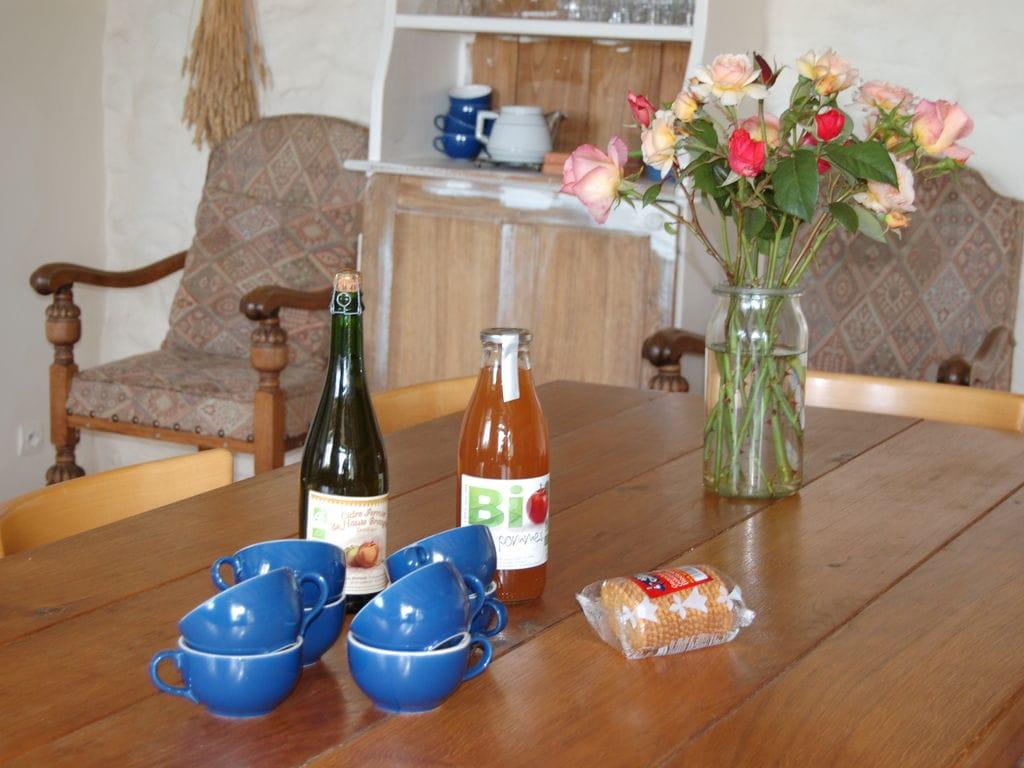Ferienhaus Schönes Anwesen, Nähe Bretagne, eingezäunter Garten (256013), Dol de Bretagne, Ille-et-Vilaine, Bretagne, Frankreich, Bild 38
