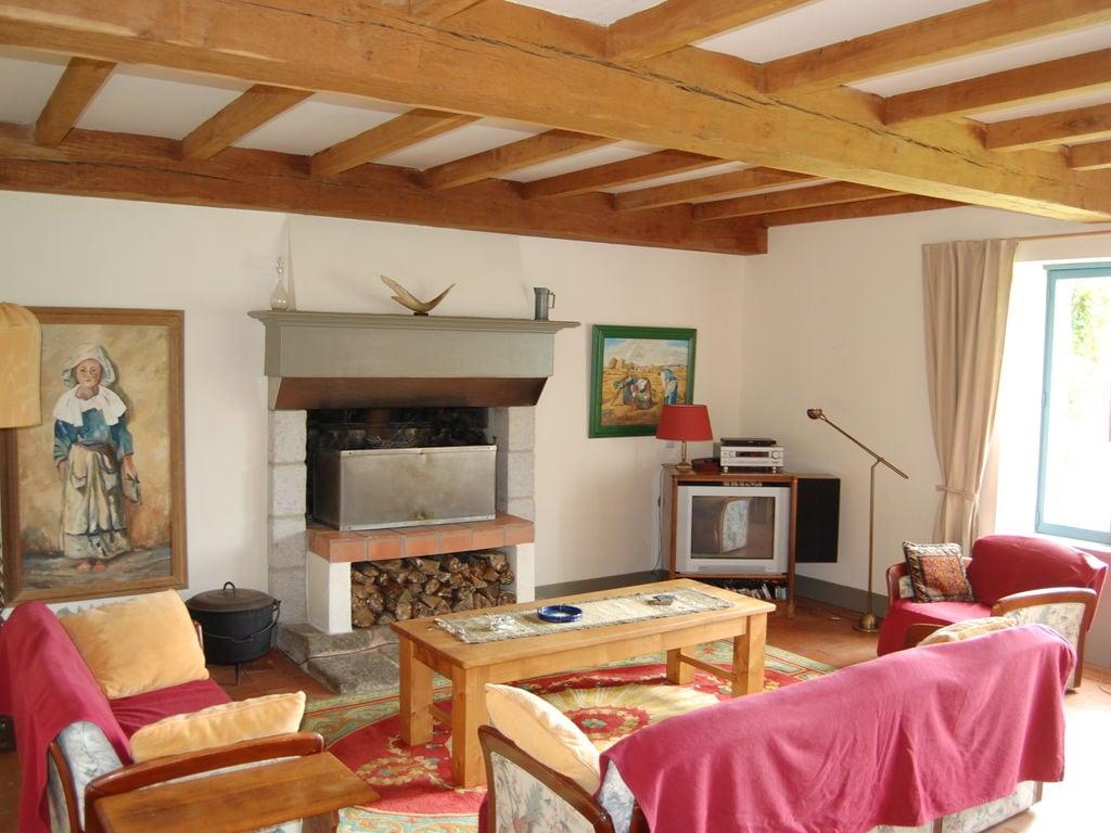 Ferienhaus Schönes Anwesen, Nähe Bretagne, eingezäunter Garten (256013), Dol de Bretagne, Ille-et-Vilaine, Bretagne, Frankreich, Bild 9