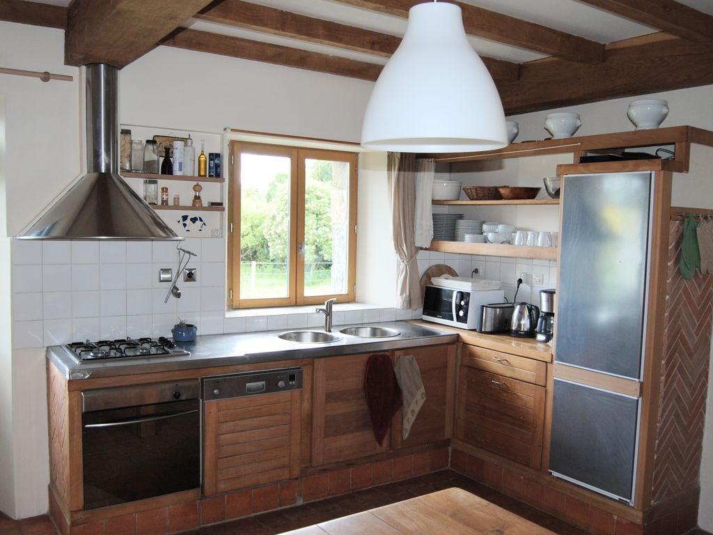 Ferienhaus Schönes Anwesen, Nähe Bretagne, eingezäunter Garten (256013), Dol de Bretagne, Ille-et-Vilaine, Bretagne, Frankreich, Bild 13