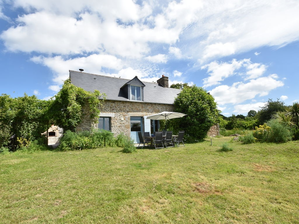 Ferienhaus Schönes Anwesen, Nähe Bretagne, eingezäunter Garten (256013), Dol de Bretagne, Ille-et-Vilaine, Bretagne, Frankreich, Bild 2