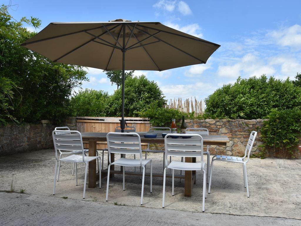Ferienhaus Schönes Anwesen, Nähe Bretagne, eingezäunter Garten (256013), Dol de Bretagne, Ille-et-Vilaine, Bretagne, Frankreich, Bild 21