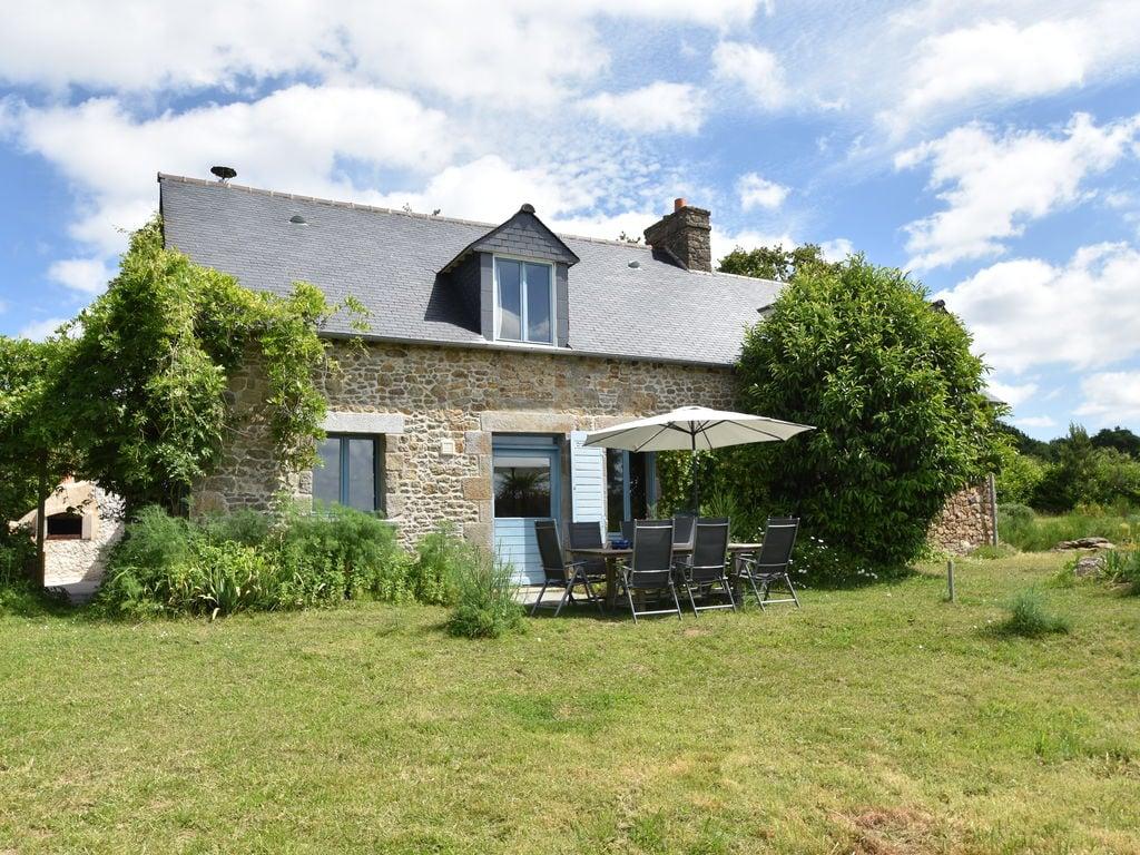Ferienhaus Schönes Anwesen, Nähe Bretagne, eingezäunter Garten (256013), Dol de Bretagne, Ille-et-Vilaine, Bretagne, Frankreich, Bild 3