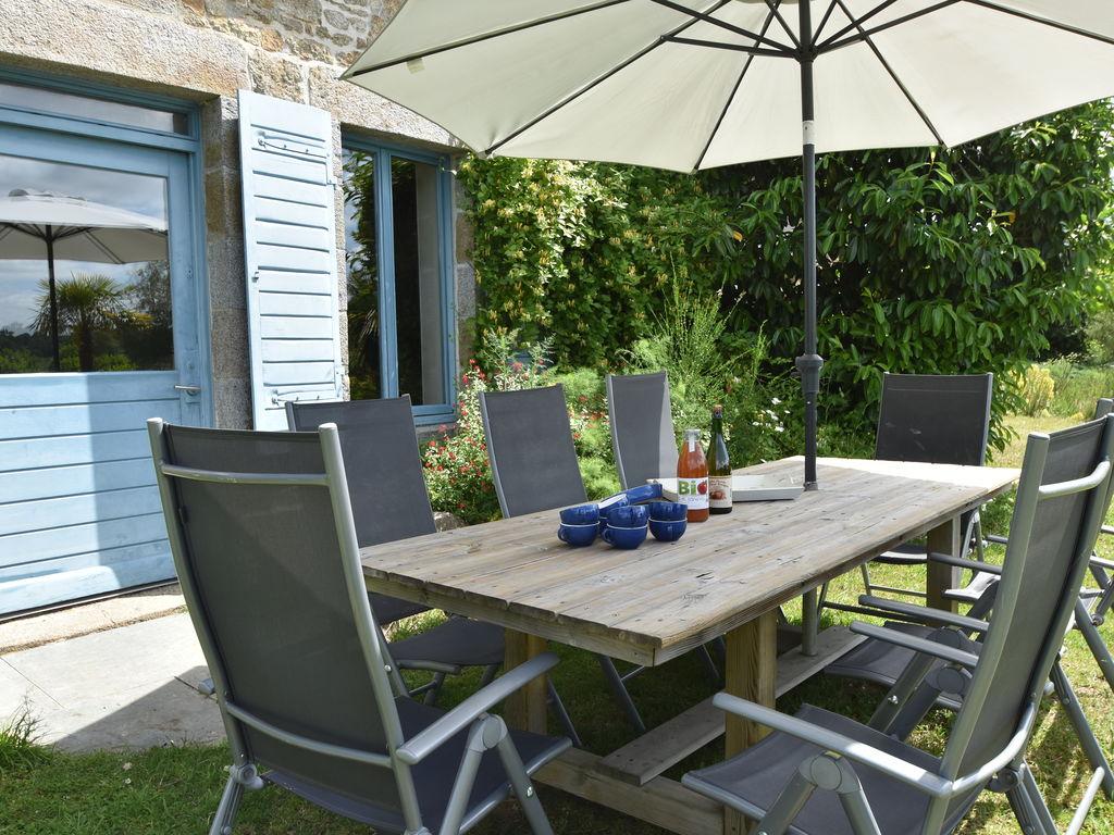 Ferienhaus Schönes Anwesen, Nähe Bretagne, eingezäunter Garten (256013), Dol de Bretagne, Ille-et-Vilaine, Bretagne, Frankreich, Bild 24