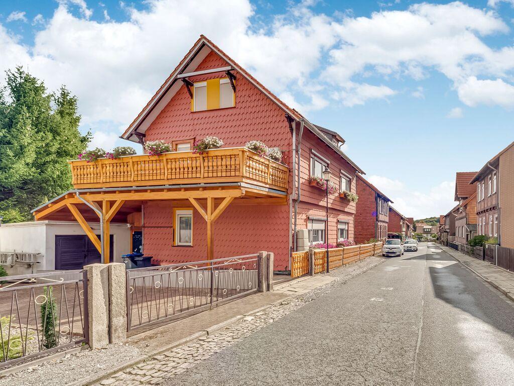 Ferienwohnung Schöne Wohnung im Ilsenburger Harz nahe des Skigebietes (255066), Ilsenburg, Harz (Sachsen-Anhalt), Sachsen-Anhalt, Deutschland, Bild 8