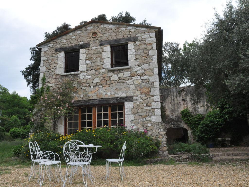 Holiday house La Gardette (60450), Saint Paul, Alpes Maritimes, Provence - Alps - Côte d'Azur, France, picture 5
