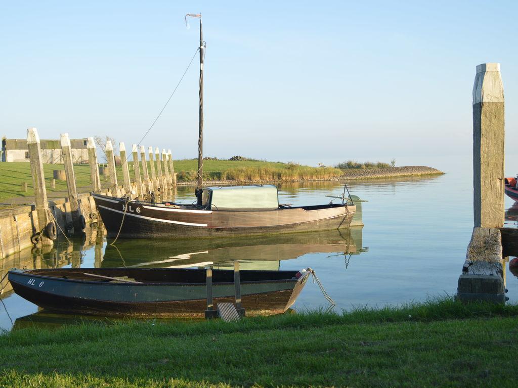 Maison de vacances Gemütliches Ferienhaus in Laaksum, 150 m vom See entfernt (60982), Warns, IJsselmeer (Frise/NL), Frise (NL), Pays-Bas, image 18