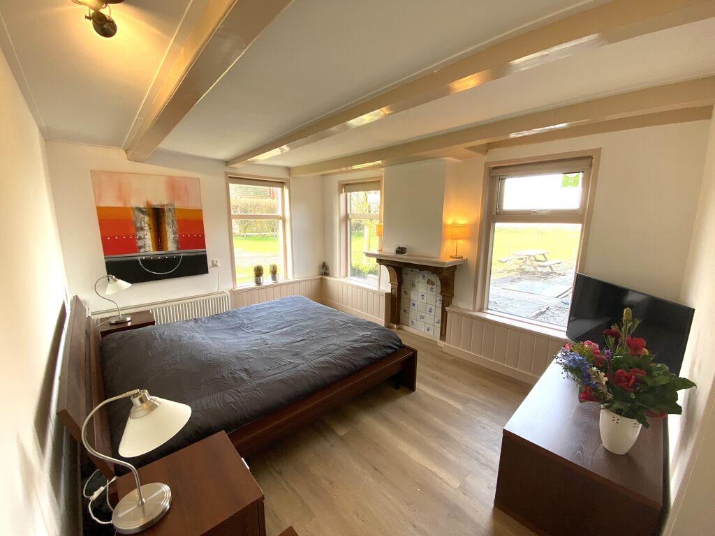 Maison de vacances Gemütliches Ferienhaus in Laaksum, 150 m vom See entfernt (60982), Warns, IJsselmeer (Frise/NL), Frise (NL), Pays-Bas, image 10
