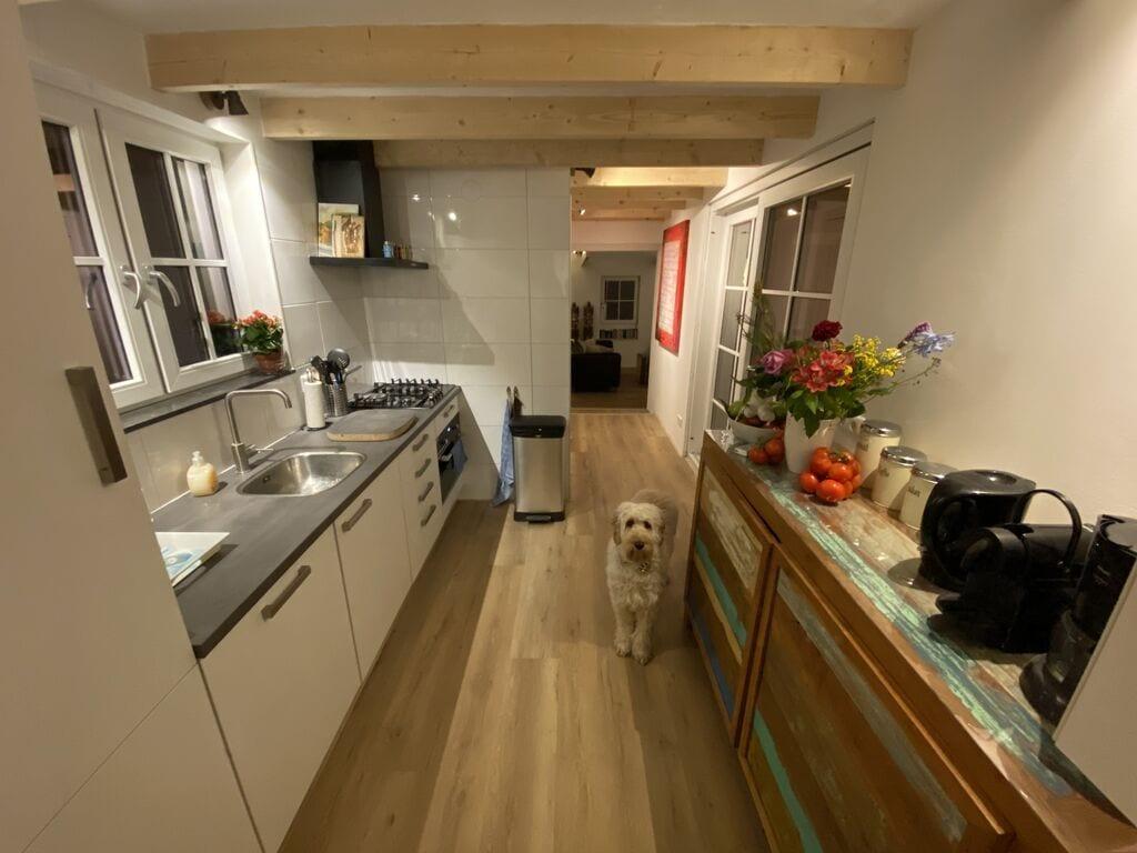 Maison de vacances Gemütliches Ferienhaus in Laaksum, 150 m vom See entfernt (60982), Warns, IJsselmeer (Frise/NL), Frise (NL), Pays-Bas, image 8
