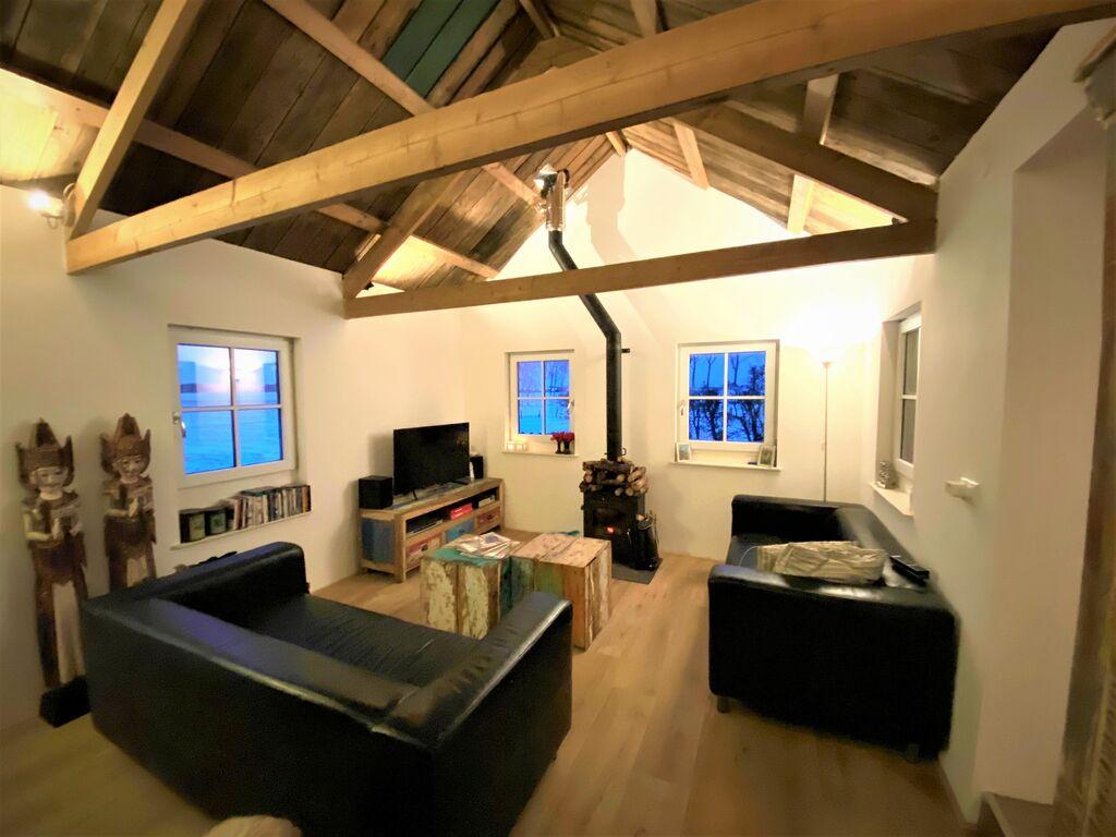 Maison de vacances Gemütliches Ferienhaus in Laaksum, 150 m vom See entfernt (60982), Warns, IJsselmeer (Frise/NL), Frise (NL), Pays-Bas, image 5