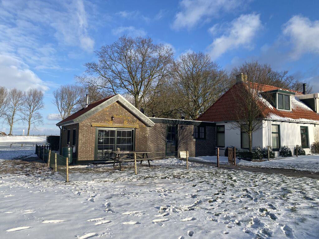 Maison de vacances Gemütliches Ferienhaus in Laaksum, 150 m vom See entfernt (60982), Warns, IJsselmeer (Frise/NL), Frise (NL), Pays-Bas, image 29