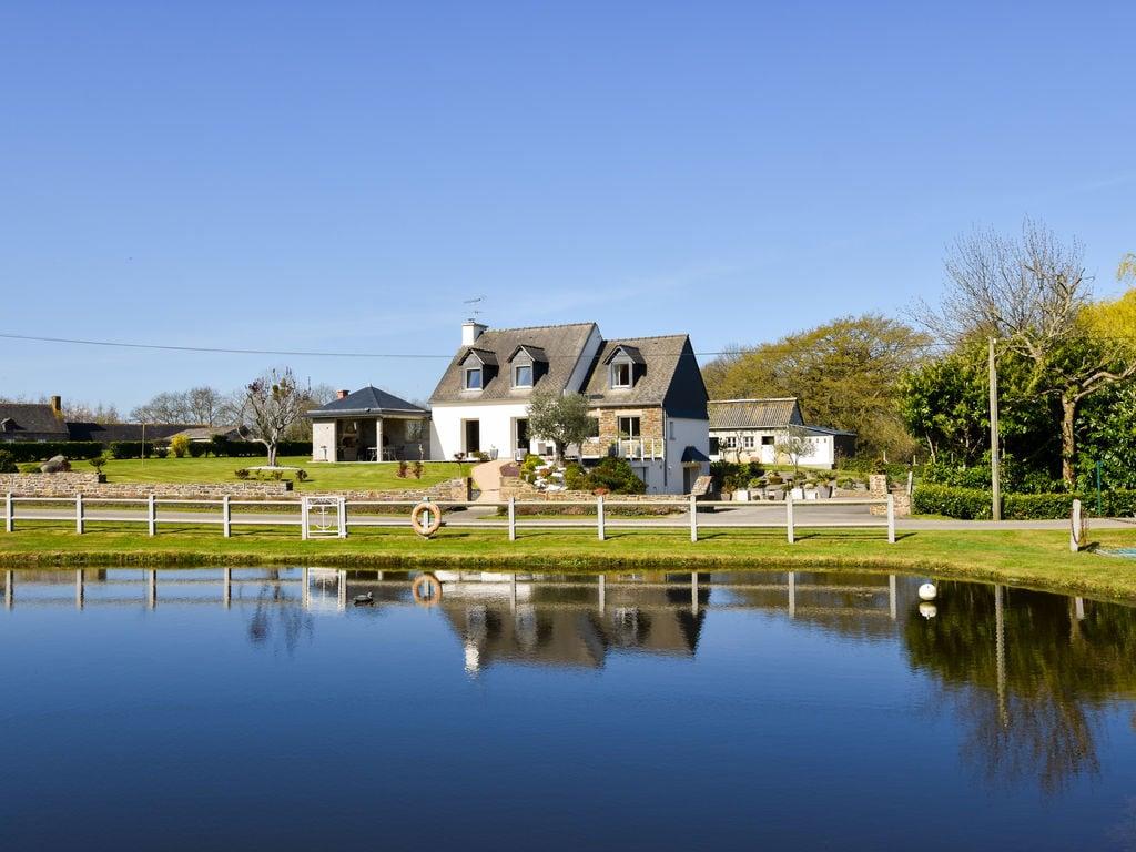Ferienhaus La Ville Hervé (61140), Epiniac, Ille-et-Vilaine, Bretagne, Frankreich, Bild 2