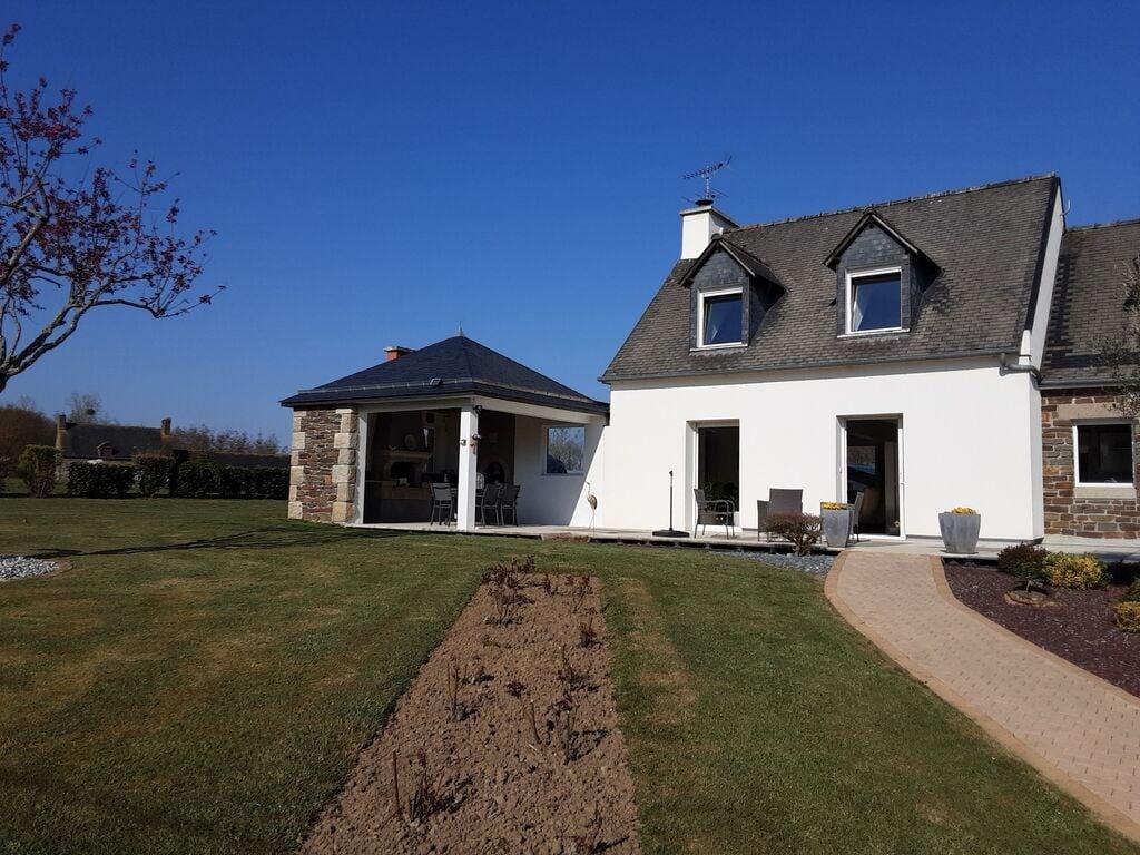 Ferienhaus Geräumiges Ferienhaus in Epiniac mit Wald in der Nähe (61140), Dol de Bretagne, Ille-et-Vilaine, Bretagne, Frankreich, Bild 30