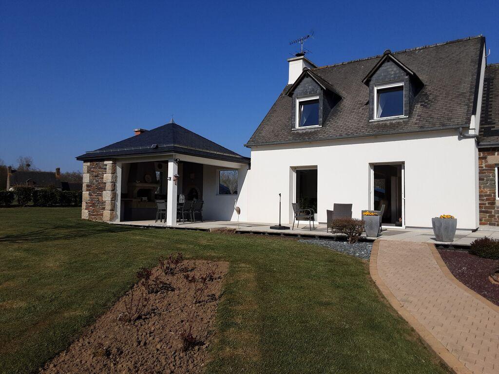 Ferienhaus Geräumiges Ferienhaus in Epiniac mit Wald in der Nähe (61140), Dol de Bretagne, Ille-et-Vilaine, Bretagne, Frankreich, Bild 31