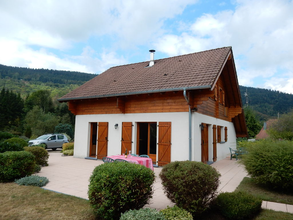 Maison de vacances ISATIS (59154), Le Thillot, Vosges, Lorraine, France, image 4