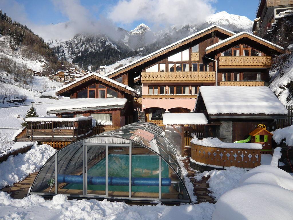 Ferienwohnung Residence les Edelweiss 3 (59457), Champagny en Vanoise, Savoyen, Rhône-Alpen, Frankreich, Bild 31