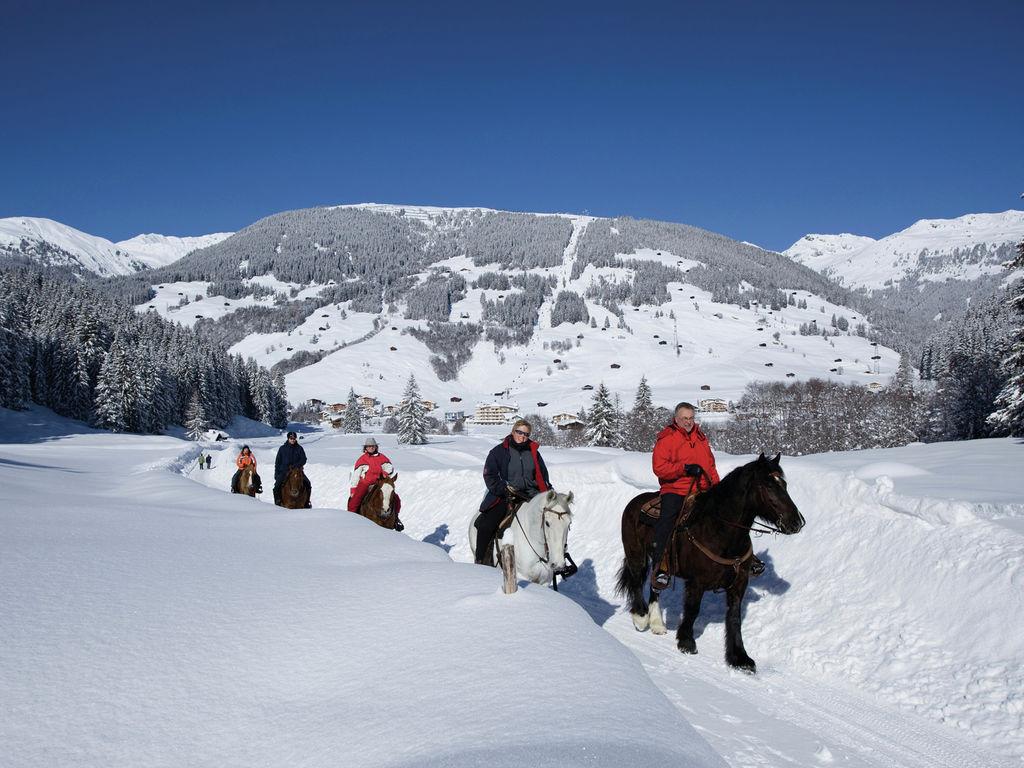 Ferienwohnung Schöne Ferienwohnung in Kapfing mit Balkon (253744), Hochfügen, Zillertal, Tirol, Österreich, Bild 21