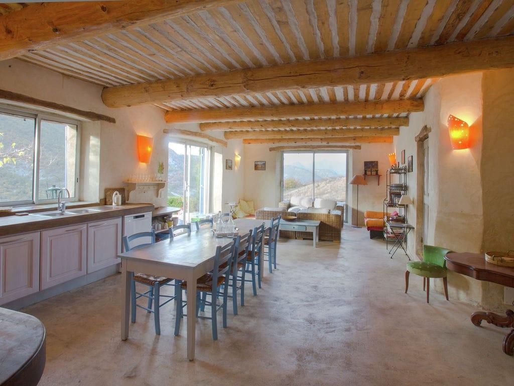 Ferienhaus Le Serre des Granges-Plus (76199), Montaulieu, Ardèche-Drôme, Rhône-Alpen, Frankreich, Bild 10