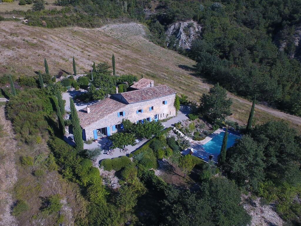 Ferienhaus Authentische Villa in Montaulieu mit Swimmingpool (76199), Nyons, Ardèche-Drôme, Rhône-Alpen, Frankreich, Bild 3