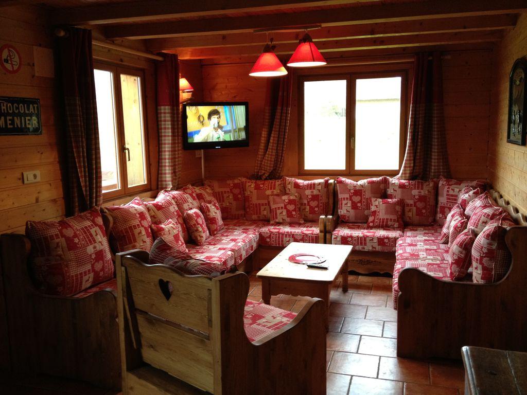 Maison de vacances Les Chalets des Ayes 7 (59135), Le Thillot, Vosges, Lorraine, France, image 4