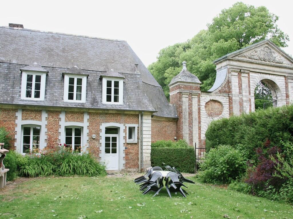 Ferienhaus Abbaye St-Andre 7 (58653), Campagne lès Hesdin, Pas-de-Calais, Nord-Pas-de-Calais, Frankreich, Bild 21