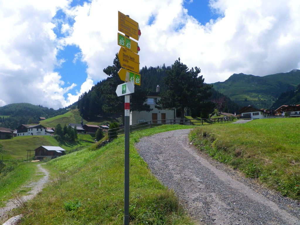 Ferienwohnung Ruhige Ferienwohnung in Waldnähe in Segnas (254681), Segnas, Disentis - Sedrun, Graubünden, Schweiz, Bild 15